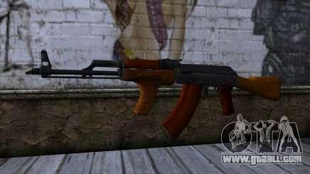 Romanian AKM for GTA San Andreas