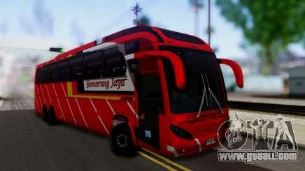 Volvo Gumarang Jaya for GTA San Andreas