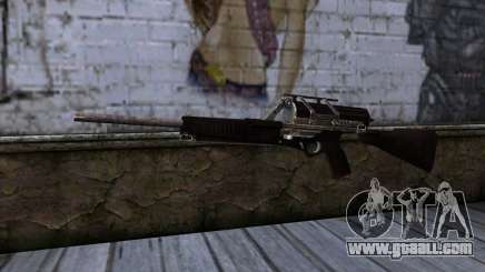 Calico M951S from Warface v1 for GTA San Andreas