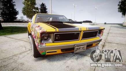 Declasse Tampa GT for GTA 4