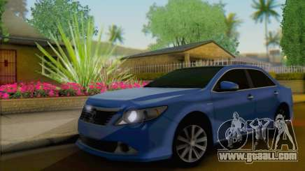 Toyota Aurion for GTA San Andreas