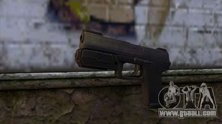 MK23 for GTA San Andreas