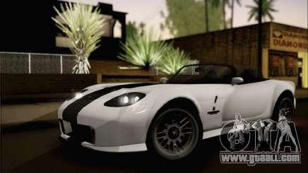 GTA 5 Bravado Banshee (IVF) for GTA San Andreas