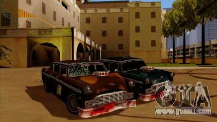 Borgnine for GTA San Andreas