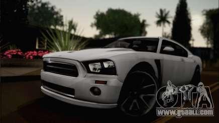 Bravado Buffalo 2nd Generation for GTA San Andreas