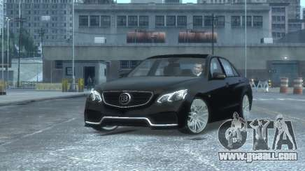 Mercedes-Benz E63 BRABUS 850 for GTA 4