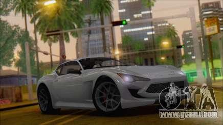 GTA 5 Lampadati Furore GT for GTA San Andreas