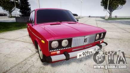 VAZ-21067 for GTA 4