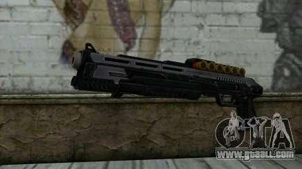 Shotgun from Deadpool for GTA San Andreas