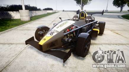 Ariel Atom V8 2010 [RIV] v1.1 Bolton Touristic for GTA 4