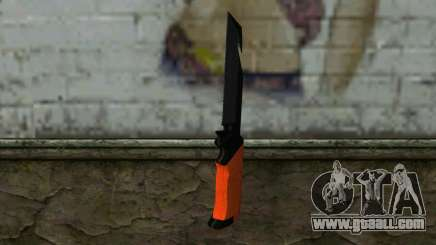 Knife from Battlefield 3 for GTA San Andreas