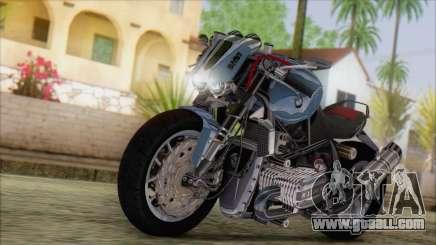 BMW R1100R Street for GTA San Andreas