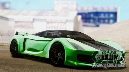 Ferrari Velocita 2013 for GTA San Andreas