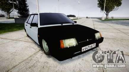 VAZ-2109 hobo for GTA 4