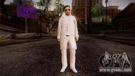 Gedimas Yakuza Boss Skin HD for GTA San Andreas
