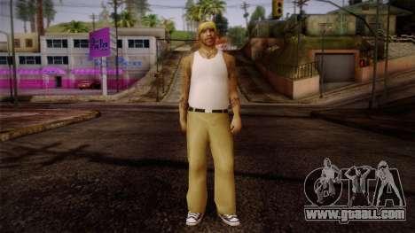 Fresno Buldogs 14 Skin 2 for GTA San Andreas