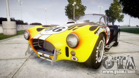 AC Cobra 427 PJ2 for GTA 4