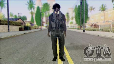 USA Jet Pilot from Battlefield 4 for GTA San Andreas