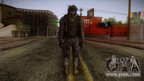 Modern Warfare 2 Skin 6 for GTA San Andreas second screenshot