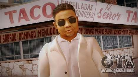 Gedimas Yakuza Boss Skin HD for GTA San Andreas third screenshot