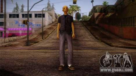 GTA San Andreas Beta Skin 11 for GTA San Andreas