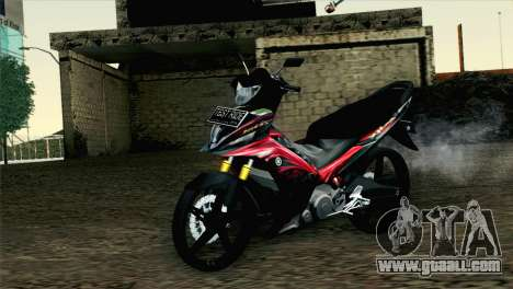 Jupiter Mx 2013 for GTA San Andreas