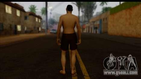 GTA San Andreas Beta Skin 7 for GTA San Andreas second screenshot