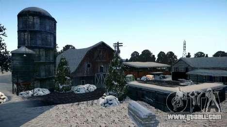 North Yankton IV for GTA 4 seventh screenshot
