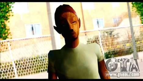 Ginos Ped 35 for GTA San Andreas third screenshot
