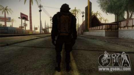 Modern Warfare 2 Skin 2 for GTA San Andreas second screenshot
