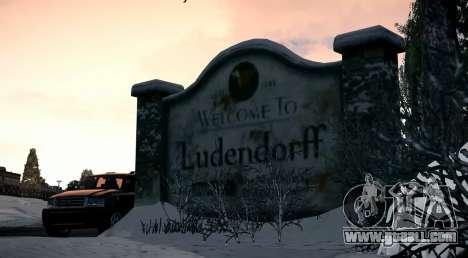 North Yankton IV for GTA 4