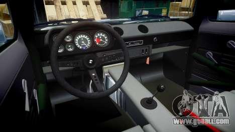 Ford Escort Mk1 Rust Rod v2.0 for GTA 4 back view