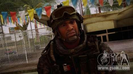Modern Warfare 2 Skin 6 for GTA San Andreas third screenshot