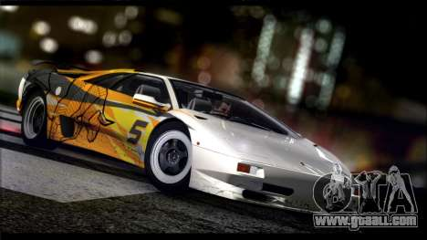 Photorealistic ENB 3.1 Final for weak PC for GTA San Andreas third screenshot