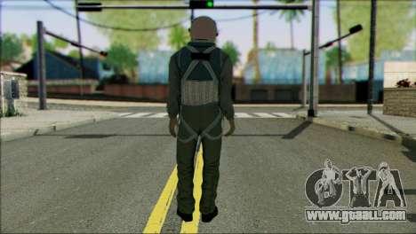 USA Jet Pilot from Battlefield 4 for GTA San Andreas second screenshot