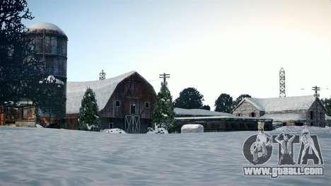 North Yankton IV for GTA 4 third screenshot