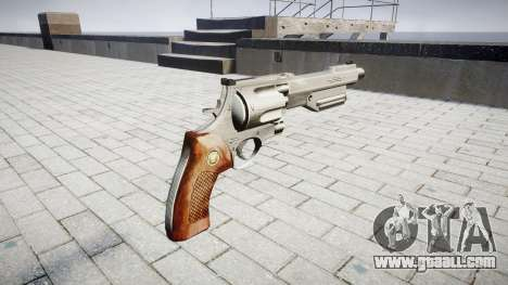 Revolver HandCannon for GTA 4 second screenshot