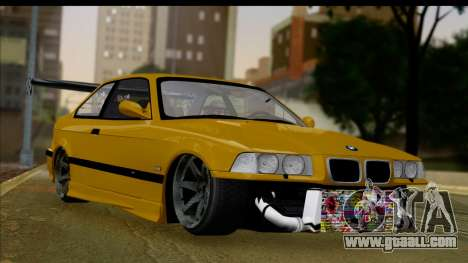 BMW M3 E36 UUTuning for GTA San Andreas