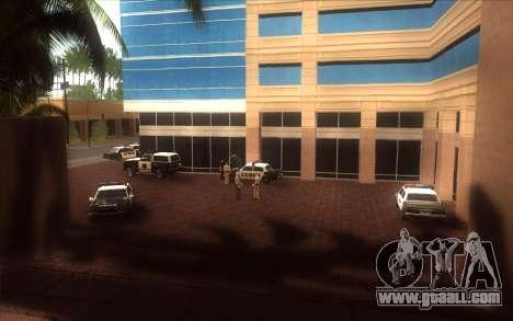 The revival of the LVPD for GTA San Andreas sixth screenshot