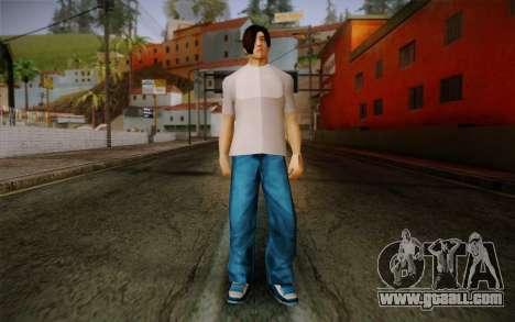 Ginos Ped 4 for GTA San Andreas