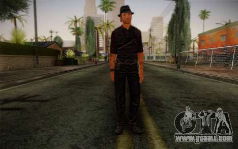 Murdered Soul Suspect Skin 2 for GTA San Andreas