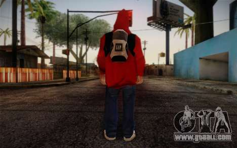 Ginos Ped 6 for GTA San Andreas second screenshot