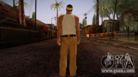Fresno Buldogs 14 Skin 2 for GTA San Andreas second screenshot