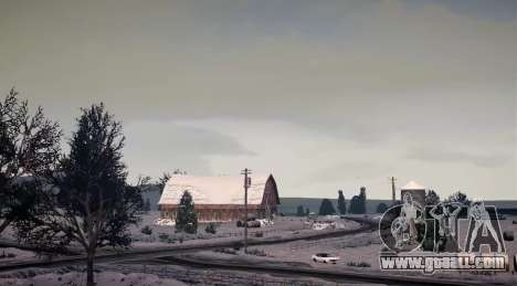 North Yankton IV for GTA 4 fifth screenshot