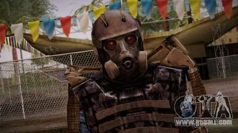 Mercenaries Exoskeleton for GTA San Andreas third screenshot