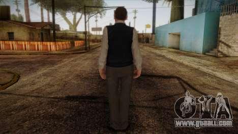GTA 4 Emergency Ped 4 for GTA San Andreas second screenshot