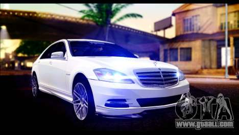 Mercedes-Benz S70 for GTA San Andreas