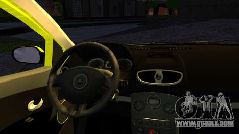 Renault Clio for GTA San Andreas