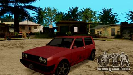 ENB for weak and medium PC SA:MP for GTA San Andreas ninth screenshot