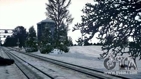 North Yankton IV for GTA 4 second screenshot
